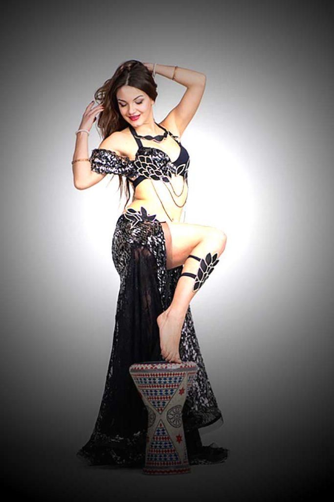La danza del ventre è donna come il suo linguaggio